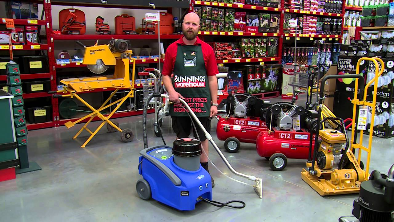 tips for using a britex carpet cleaner diy at bunnings