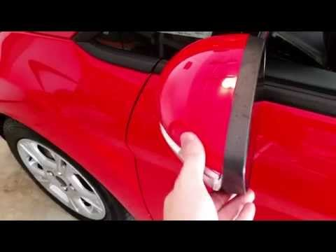 Ford Focus Exterior Side Mirror Change Doovi