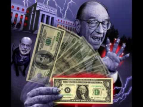 Ron Paul: Federal Reserve Printing Money Out of Thin Air = Legalized Fraud, Part 4/4