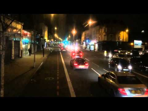 Route 271 - Highgate Village - Moorgate, Finsbury Square