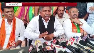 TSRTC Strike : రాబోయే రెండు రోజుల్లో దీక్షకు సిద్ధం : మంద కృష్ణ మాదిగ | V6 Telugu News