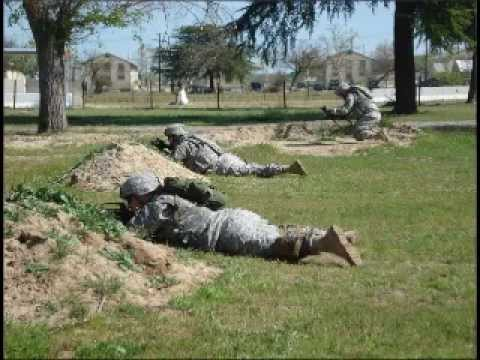 1498th Transportation Company Army Warrior Task Training