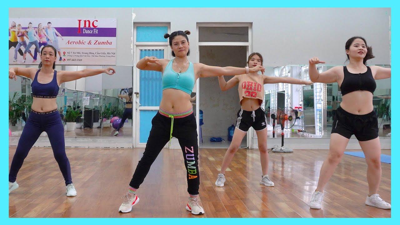 35 Mins Full Body Workout Burn 400 Calories SIMPLE & EFFECTIVE | Zumba Class