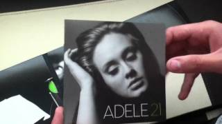 Baixar Unboxing 21 (Target Deluxe Edition) Adele