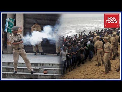 Newsroom: TN Police Alleges Involvement Of Anti-National Elements In Jallikattu Violence