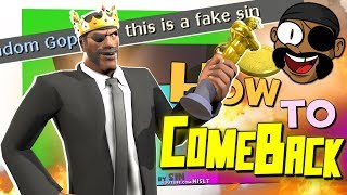 TF2: How to comeback (feat. siN)