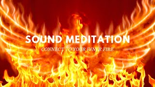 Sound Meditation - Koshi Wind Chimes Ignis  (Fire) - Connect With Your Inner Fire