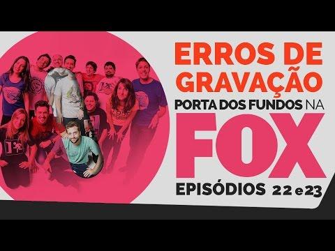 Erros de Gravação – FOX 22 e 23