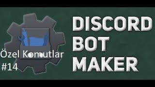 Basit Bot Öneri Komutu | Discord Bot Maker Özel Komutlar Komutları #14
