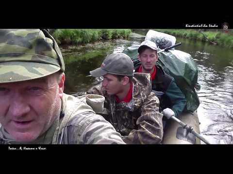 ловля лосося в архангельской области