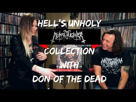 Hell's Unholy Nunslaughter Collection with Don Of The Dead
