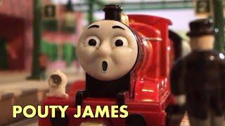POUTY JAMES! | Thomas & Friends [SCENE REMAKE]