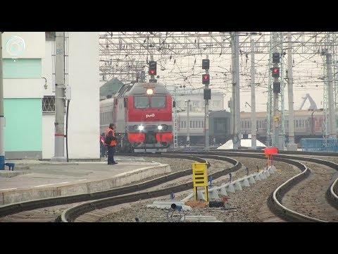 Поезда в Новосибирск выбились из расписания из-за аварии на станции Ачинск