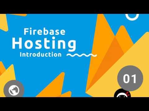 Firebase Hosting Tutorial #1 – Intro & Installation
