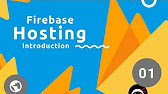 Firebase Hosting Tutorial #5 - Config & Redirects - YouTube