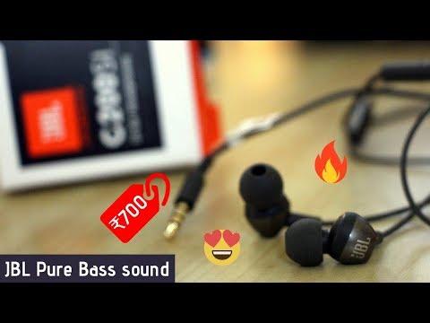 00dade94b98 Is Video me Mene Unboxing & Review Kiya Hai JBL C200SI ka. Agar Aap ek  Budget Friendly Earphone Dhund Rahe Hai 1000Rs ki Range Me toh Is Video Ko  Zaroor ...
