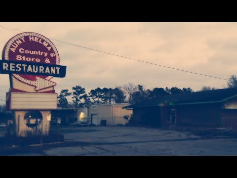 Abandoned 70s Restaurant Knoxville TN