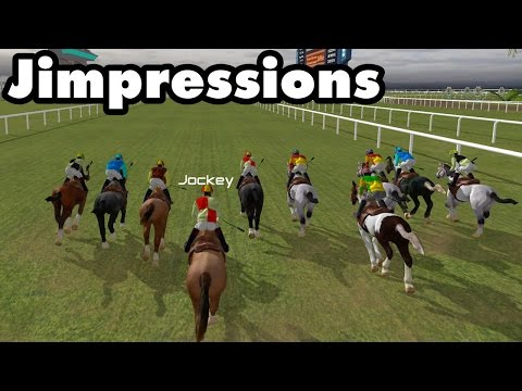 HORSE RACING 2016 - More PS4 Horse Shit