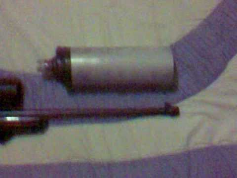 how to make a homemade silencer