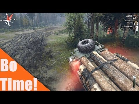 "Spintires - ""The Hill"" Part 2"