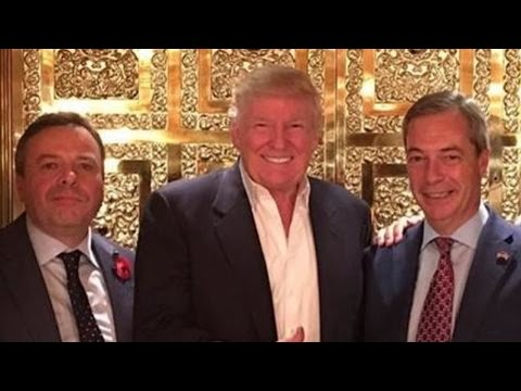 Arron Banks to stand for UKIP against traitor Carswell