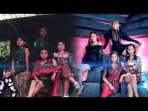 BLACKPINK & DEKSORKRAO - '뚜두뚜두 (DDU-DU DDU-DU)' M/V Cover
