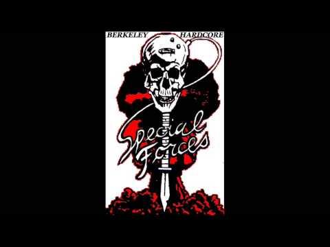 Special Forces - Berkeley Hardcore 1987