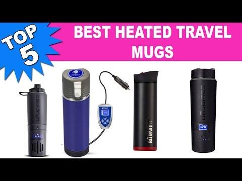 Top 5 Best Heated Travel Mugs 2020