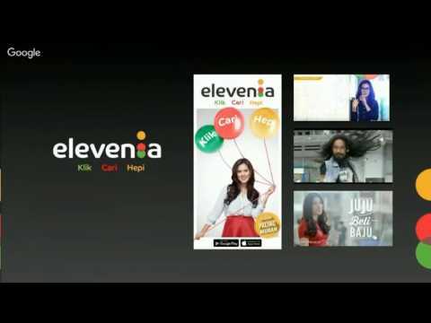 Digital Marketing Week, E-Commerce Potential, Pembicara dari Elevenia