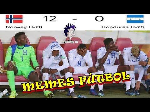 NORUEGA VS HONDURAS 12-0 VÍDEO MEMES #6