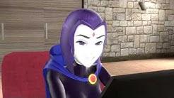 (Teen Titans SFM) Raven React Leansworld