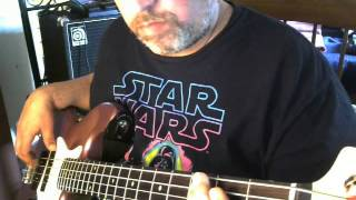 Bass Cover of Gimme all your Lovin ZZ TOP
