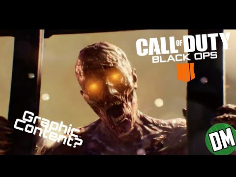 Turning Graphic Content Off? (Call Of Duty: Black Ops 4)