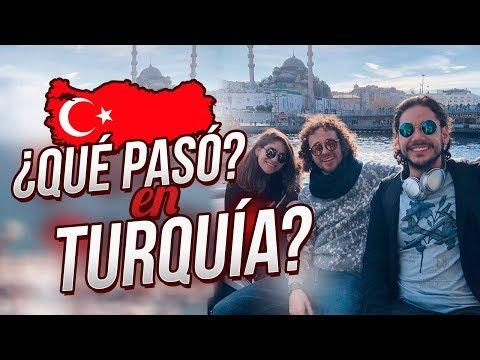 Nathventuras en Turquía - Nath Campos