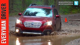 2015 Subaru Outback Off-Road Test Drive on Everyman Driver