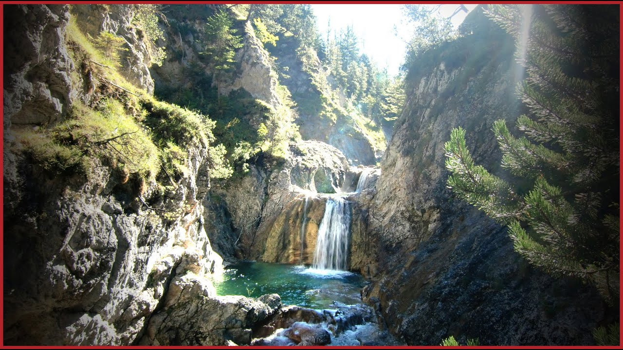 Stuibenf lle reutte tirol magical waterfalls and pools - Crystal pools waterfall ...