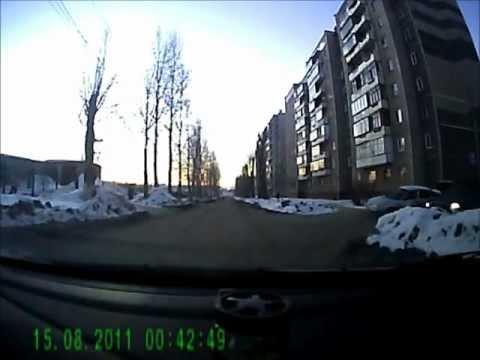 падение метеора в Челябинске, северо-запад.wmv