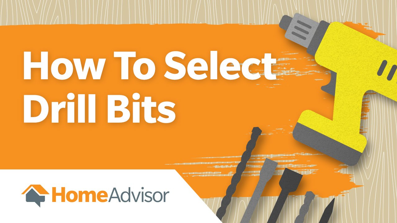 Choosing Drill Bits | How To Choose The Right Size Bit
