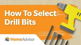 How to Select Drill Bits   Masonry, Wood Drill and Forstner