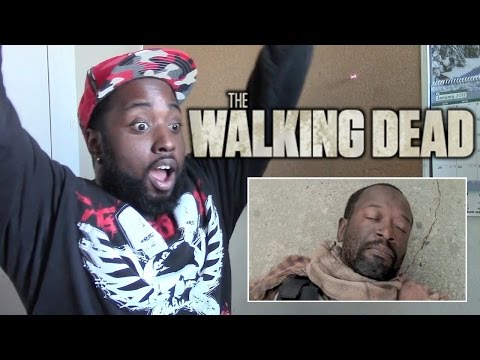 "The Walking Dead REACTION - 3x12 ""Clear"" - CATCHING UP"