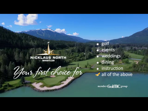 Nicklaus North Whistler