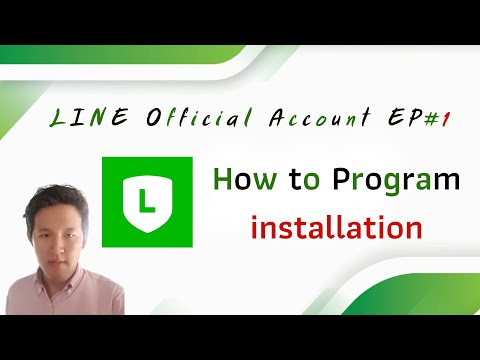[ #Tutorial ] #LINE Official Account For #Business  #1 thumbnail