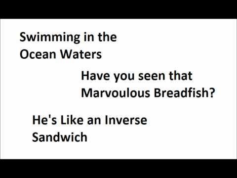 Breadfish Lyrics