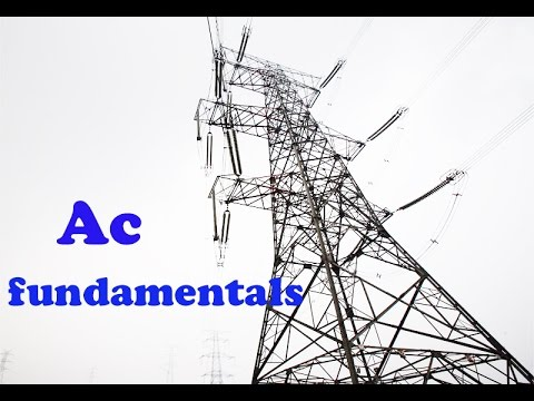AC FUNDAMENTALS (RMS ,AVERAGE ,FREQUENCY ,MATHEMATICAL REPRESENTATION OF V&I,PEAK TO PEAK VOLTAGE)