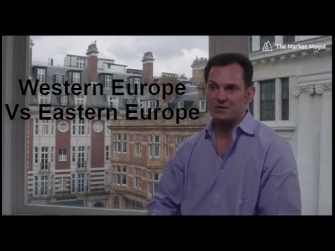 Was dealing with Eastern Europe a culture shock?