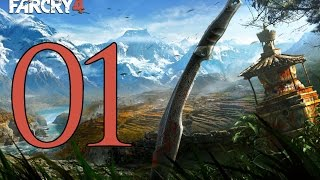 Far Cry 4 - Stealth Walkthrough Part 1: Welcome to Kyrat