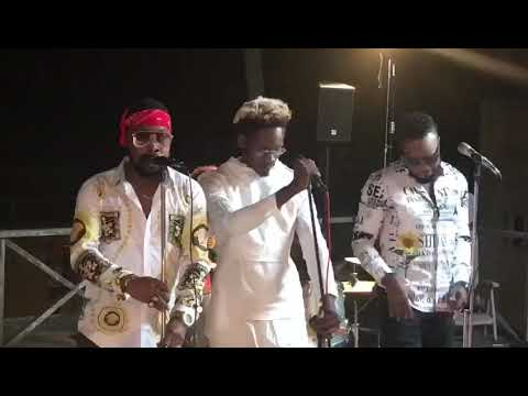 Force One ft Mr Eazi ( Making of Alleluia)