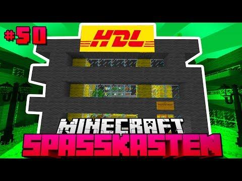 HDL der neue LIEFERDIENST?! - Minecraft Spasskasten #50 [Deutsch/HD]