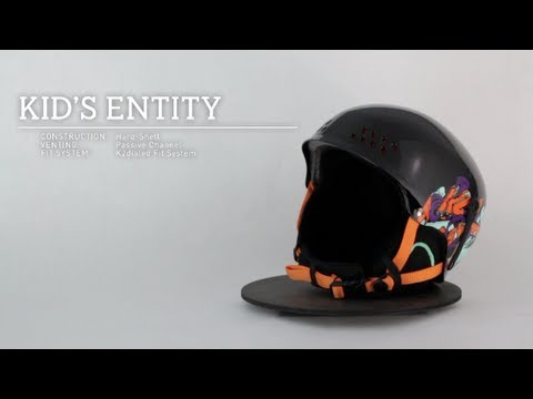 38cc8706d6e 2014 K2 Entity Helmet - YouTube