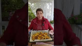 Картофель по деревенски простой и вкусный рецепт картошки в духовке